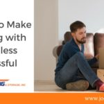 Tips on how to make your moving with kids less stressful.