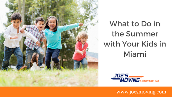 Looking fr things to do with your kids in Miami?