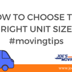 How to Choose the Right Unit Size