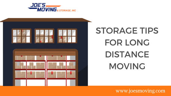 Storage Tips for Long Distance Moving- Miami Movers