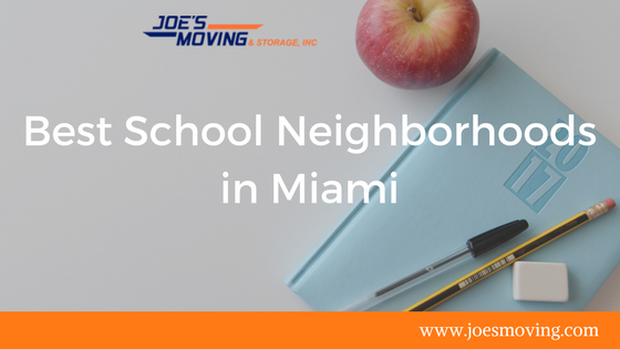 Best School Neighborhoods in Miami