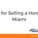 Tips for Selling a Home in Miami