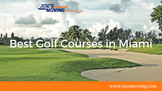 Best Golf Courses in Miami