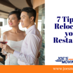 7 Tips for Relocating Your Restaurant