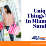 Unique Things to Do in Miami on a Sunday